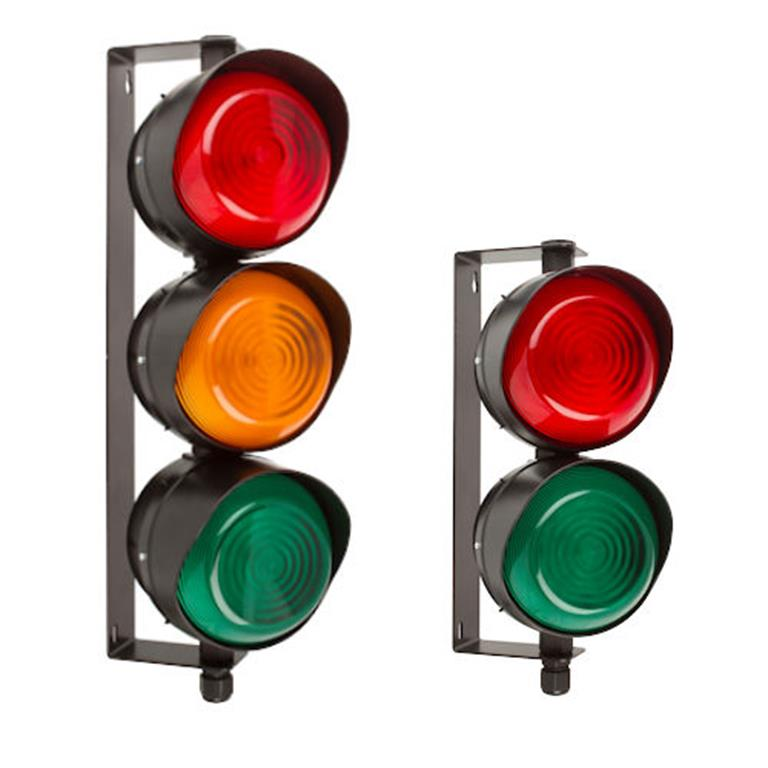 Moflash LED Traffic Lights