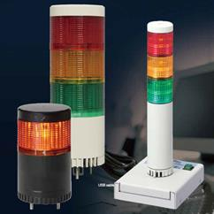 Computer Controlled Stack Lights