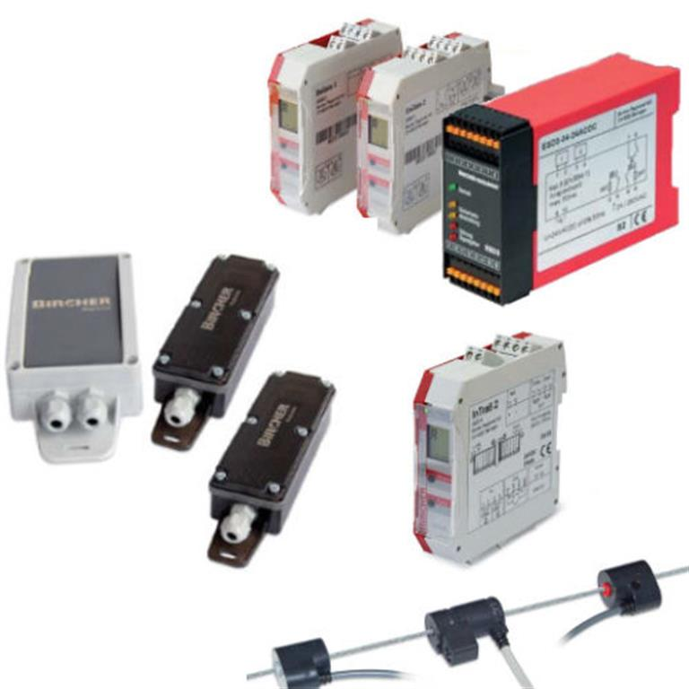 Safety Edge Switching Units