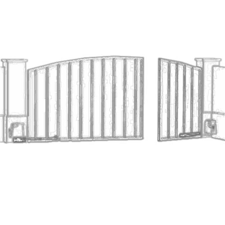 Safety Edges for Automatic Swing Gates