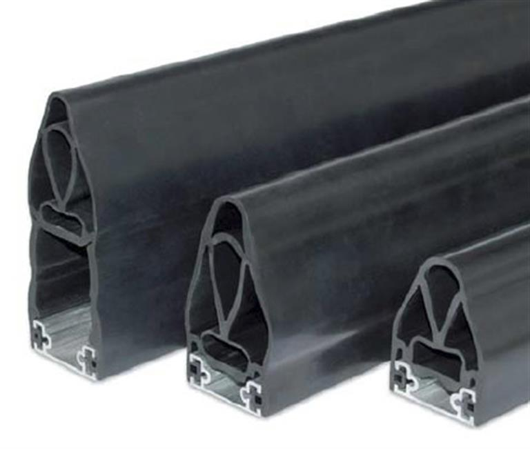 ColverLine Safety Edges are idea for sliding gate