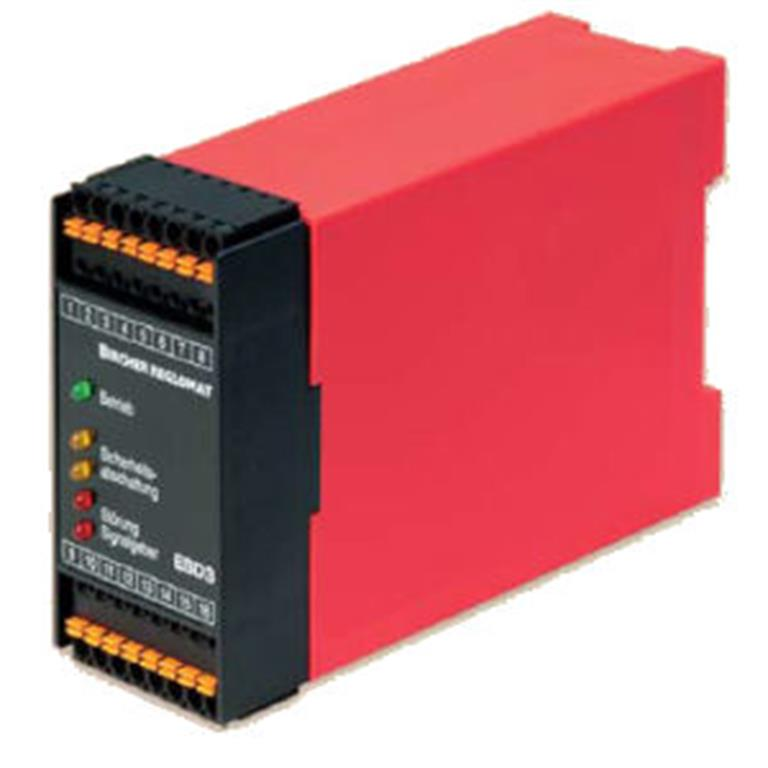ESD3 Switching Units for Safety Edges